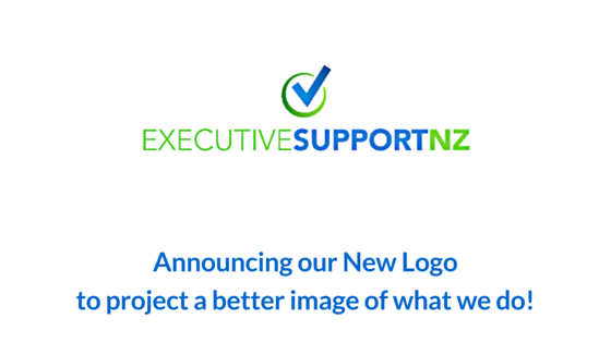 Announcing our New Logo to project a better image of what we do!