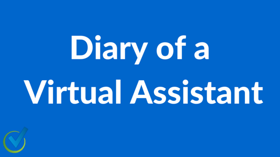 Diary Of A Virtual Assistant