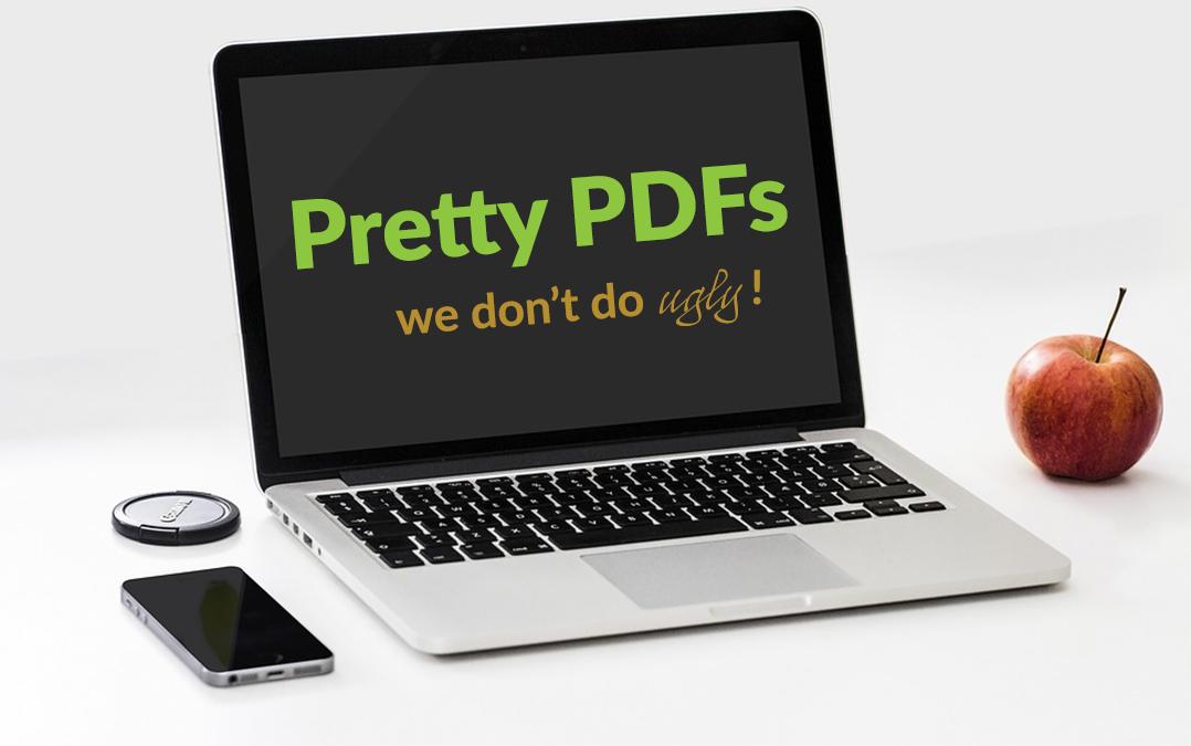 Pretty PDFs