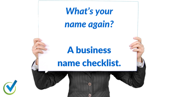 how to make a business name yours