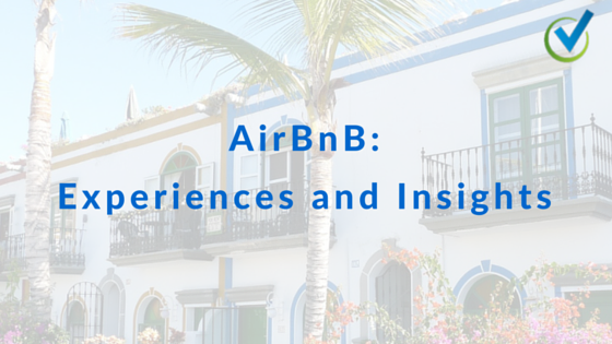AirBnB: Experiences and insights