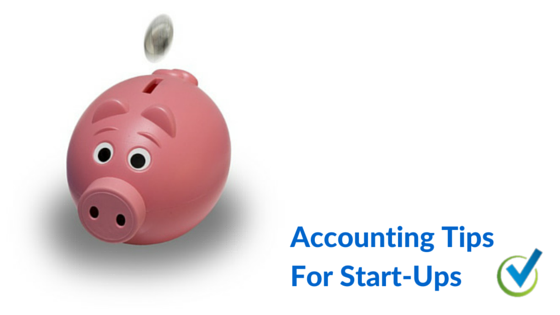 Accounting Tips for Start-ups